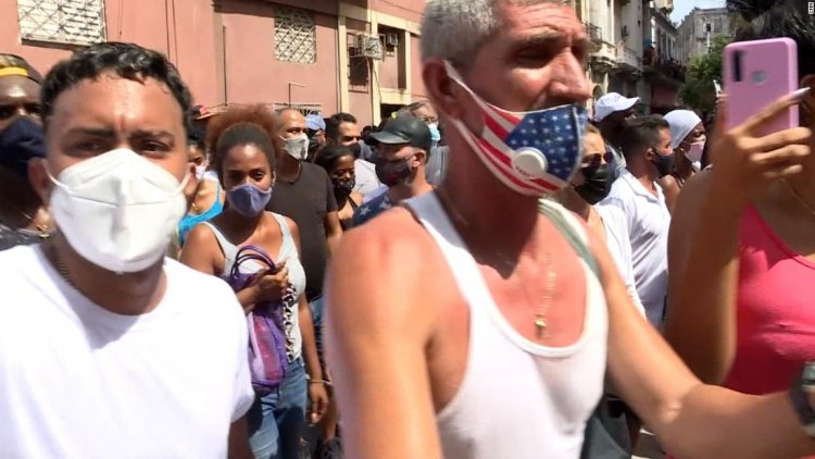 See what's happening on the ground in Cuba