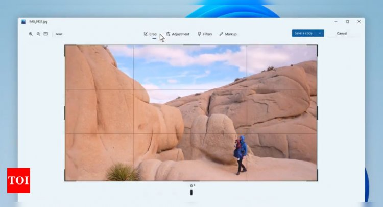 This is how the new redesigned Photos app will look like in Windows 11