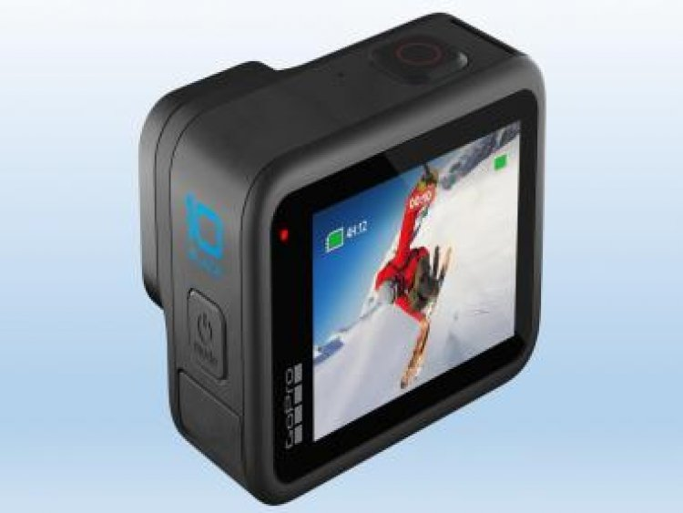 GoPro launches Hero 10 Black camera with GP2 processor at Rs 54,000: All you need to know