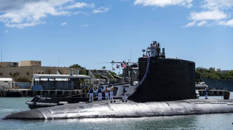 Aukus: Which countries have nuclear-powered submarines? - Hindustan Times