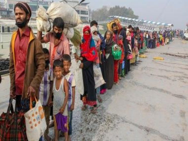 Over 15,000 people estimated to have crossed border into India since Myanmar military coup, says UN chief