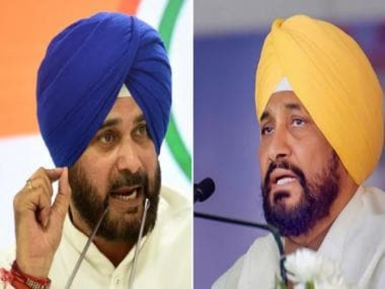 Congress asks Channi to 'sort Punjab crisis at state level'; Sidhu likley to continue as PCC chief