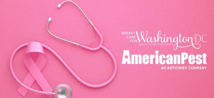 American Pest Pledges a $10,000 Donation to Breast Care for Washington