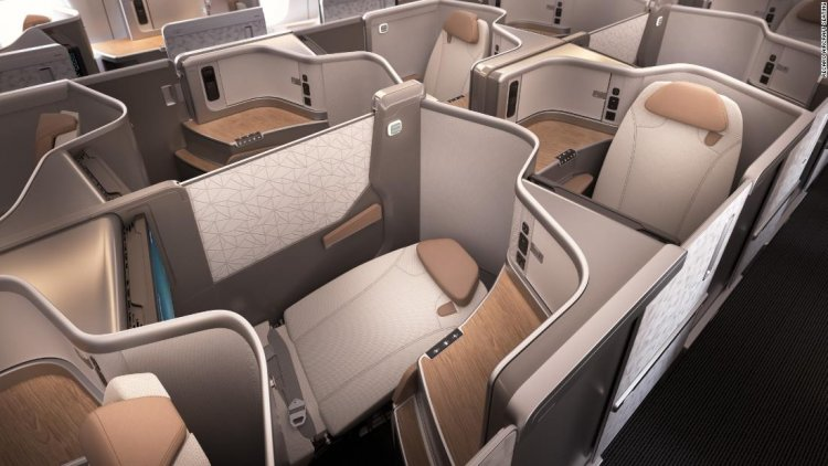 First class flying is disappearing. Here's what's replacing it