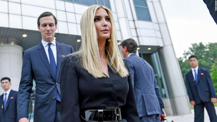 Ivanka Trump almost landed one of the world's biggest jobs