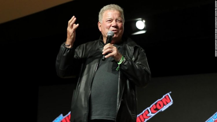 William Shatner can't escape 'Star Trek,' but his voyage has gone well beyond it