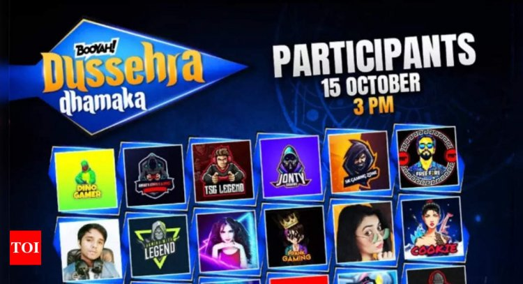 Garena announces Dussehra Dhamaka Free Fire tournament on Booyah