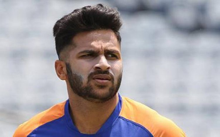 Shardul Thakur replaces Axar Patel in India's main squad for T20 World Cup - The Hindu